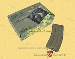 King Arms 120rd Magazine for M4/M16 AEG (DE, 5pcs)